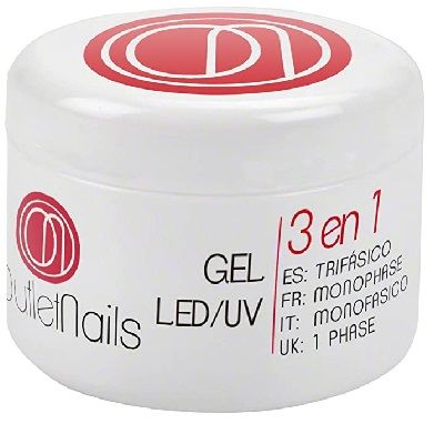 Gel Trifasico UV/LED