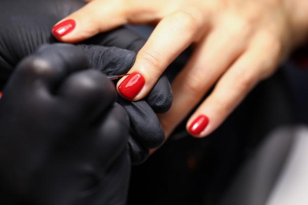 tipos de secado de uñas