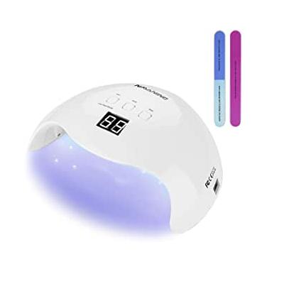 NAVANINO Lámpara Secadora de Uñas LED/UV